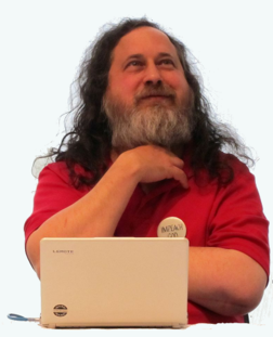 Richard M. Stallman (RMS)
