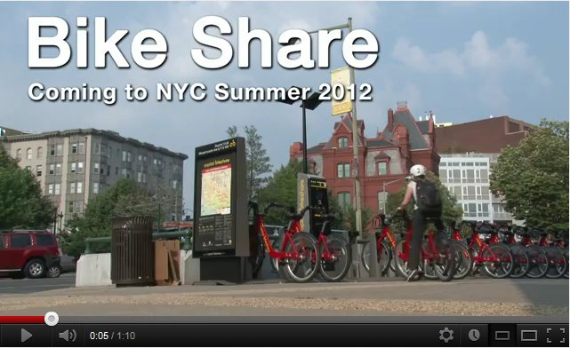 Bike Share NYC